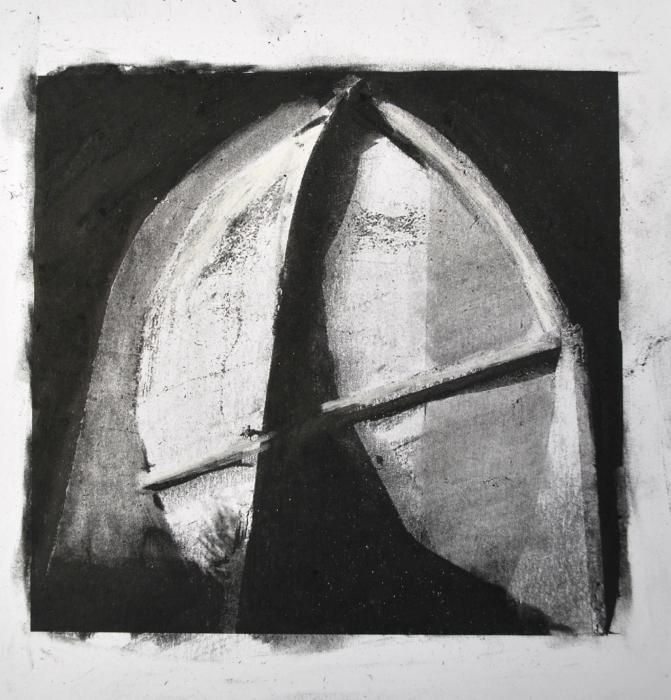 Mirror study IV, 2015