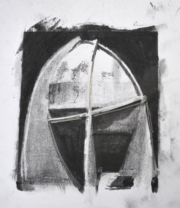 Mirror Study III, 2015
