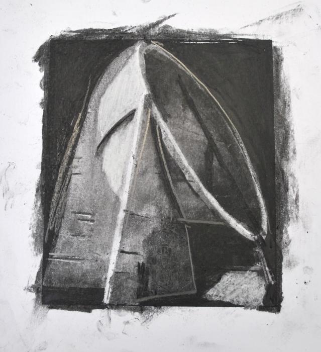 Mirror Study II, 2015