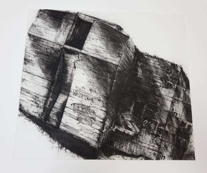Bunker I, 2018