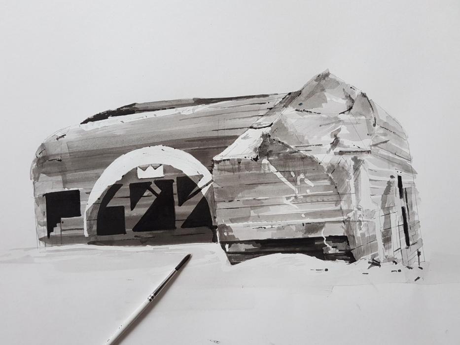 Bunker Study , 2017